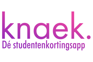 Knaek studentkorting in Delft